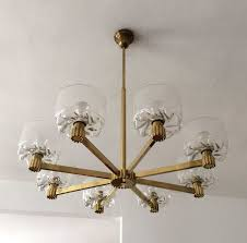 drum ceiling light fixture best of gorgeous mid century 8 armed chandelier pendant lamp of drum