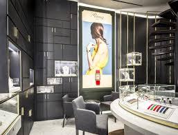Jewelry Store Interior Design Unique Decoration