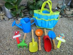 <b>8 Piece</b> Children's <b>Gardening</b> Tools in Handy Carry Bag - <b>Gardening</b> ...