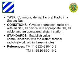 ppt sincgars familiarization and operation powerpoint presentation Radio Hand SINCGARS Micdiagrams at Sincgars Radio Configurations Diagrams