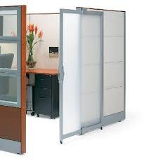 office cubicle door. Modren Office Gallery Of Sliding 85 X 42 Office Cubicle Door Screen Hardware Amazing Nice  4 Throughout E
