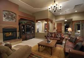 Paint Colors For Living Room With Brown Furniture Agreeable Dark Brown Flooring Carpet Rustic Living Room Paint