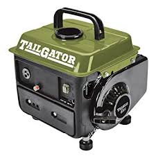 electric generators. Chicago Electric Generators 800 Rated Watts/900 Max Watts Portable Generator T