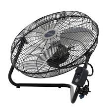 lasko 20 in high velocity floor or wall mount fan in black 2264qm high velocity floor or wall mount fan in black 2264qm the home depot