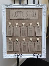 Pinterest Wedding Seating Chart Rustic Antique Framed Vintage Shabby Chic Wedding Table