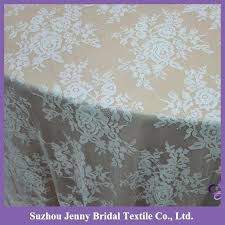 84 inch round lace tablecloth round white lace elegant wedding tablecloth in tablecloths from home garden
