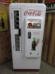 Old Soda Vending Machines Awesome Coke Machine Restoration CocaCola Machine Restoration Vintage