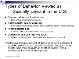 Anal sex deviant behavior