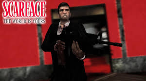Scarface Wallpaper For Bedroom Scarface The World Is Yours Wallpaper By Tonyjcnj Hd Cloudpix