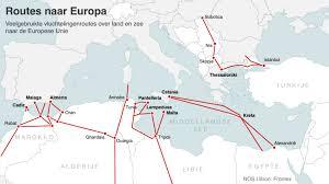 Italië Route Wordt Steeds Populairder Bij Bootvluchtelingen Nos