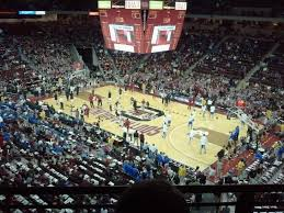 South Carolina Basketball Arena Seating Chart Colonial Life Arena Interactive Seating Chart