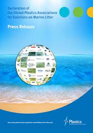 action on marine litter plasticseurope cover page