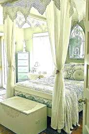 Pretty Blue And Pink Bedroom Curtains Walls White For Curtain Fabric ...