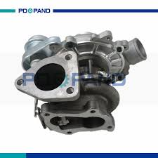 2KD FTV diesel engine turbo part CT16 supercharger for Toyota Hiace ...