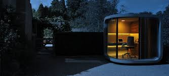 backyard office for people working from home backyard home office pod