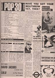 Melody Maker 1967 April 29 Page 2 Charts A Lot Of