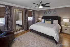 bedroom ceiling fans with lights for house home designing blog