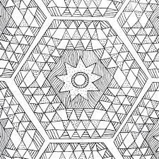 Mindfulness Colouring Printable A4 Mindfulness Colouring Sheets