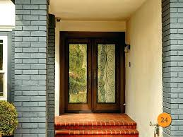 fiberglass double entry doors with glass fiberglass double front entry doors front door design 5 ft wide fiberglass double fiberglass exterior double doors