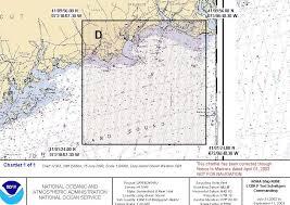 H11045 Nos Hydrographic Survey Long Island Sound