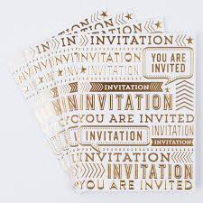 Party Invitations Party Invitation Packs Adults Kids Birthday Invitations Wedding