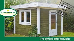 Gartenhaus Aus Holz Kaufen Gartenhäuser Seit 1978 Lugarde