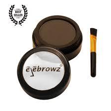 eyebrow powder. putty eyebrow powder