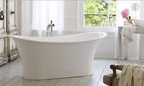 becoming a bold eye catching centerpiece a freestanding bathtub is a artistic statement that calls for attention you ll want to keep your bathroom door