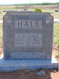 James Henry Hale (1863-1935) - Find A Grave Memorial