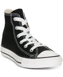 converse shoes high tops for girls. converse little boys\u0027 \u0026 girls\u0027 chuck taylor hi casual sneakers from finish line shoes high tops for girls n