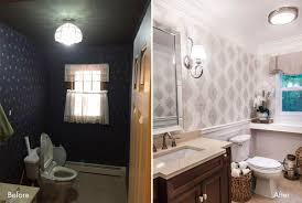 Powder Room Lighting progress lighting a powder room makeover see the dazzling 5424 by xevi.us