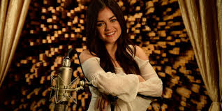 On the Verge: Actress Lucy Hale goes country