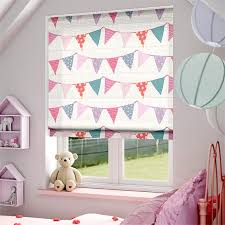blackout blinds for baby room. Bunting Dainty Pink Roman Blind Pertaining To Blinds For Baby Room Remodel 15 Blackout L
