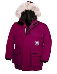 Canada Goose Expedition Parka Berry Youth s Online