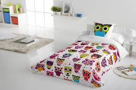 owl bedding twin girl