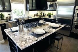 white granite kitchen image of colonial