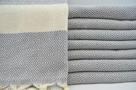 Light Gray Hand Towels Diamond Hand Towel Light Gray Black Gray Hand Towel Face