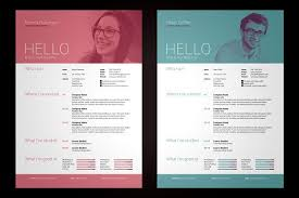 My Resume Delectable My Resume V60 Resume Templates Creative Market