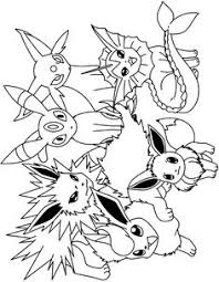 72 Best Pokemon Kleurplaten Images On Pinterest Coloring Pages For