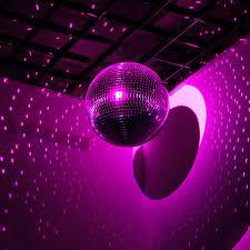 Big W Disco Lights