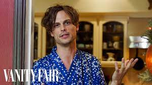 """Why Matthew Gray Gubler Lives in a """"Haunted Tree House"""" - YouTube"""
