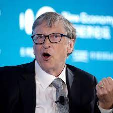Get more Covid-19 vaccines approved and factories producing, Bill Gates  urges