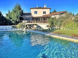 vacances en ardèche avec piscine