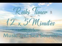 5 Min Timer With Music Reiki Music With Whale And Sea Sounds And 5 Minute Reiki Timer