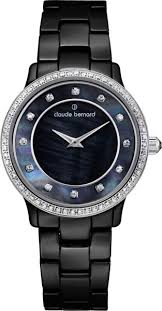 Женские швейцарские керамические наручные <b>часы Claude</b> ...