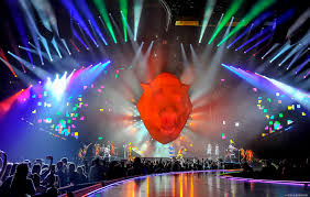 Rave Stage Design Katy Perrys Witness Tour Disguise