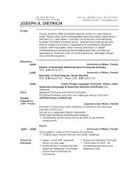 Us Resume Template Us Format Resume Resume Sample Word Format Resume ...