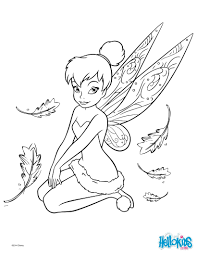Small Picture Tinker bell coloring pages Hellokidscom