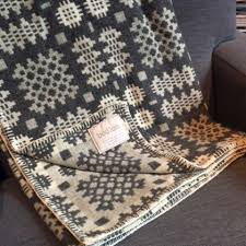 Welsh Blankets Throws