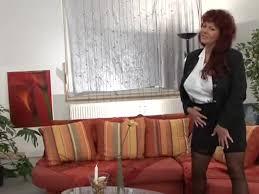 Horny mature big boobs striptease